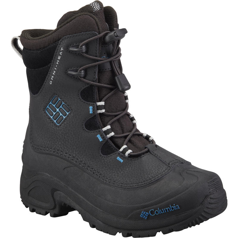 Bugaboot Plus II Omni Heat Boys Boots Black
