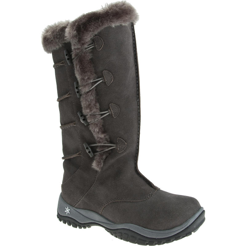 Loki Winter Boots Charcoal