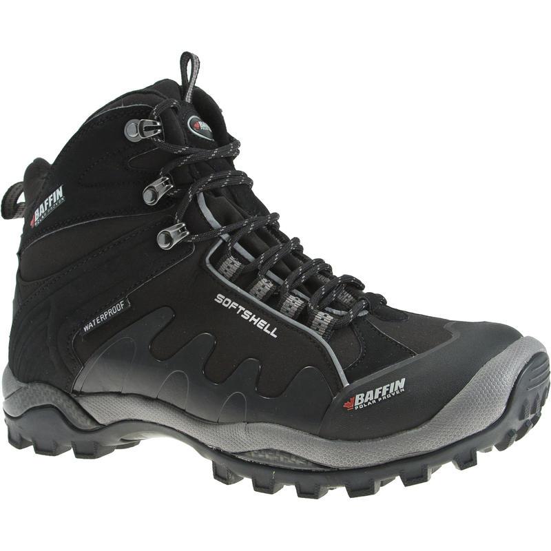 Zone Winter Boots Black