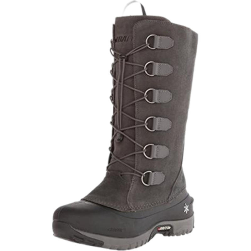 Coco Winter Boots Charcoal