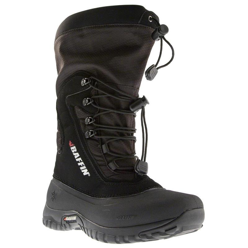 Flare Winter Boots Black