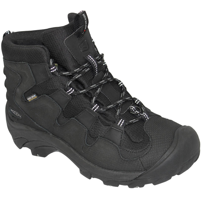 Growler II Winter Boots Black/Gargoyle