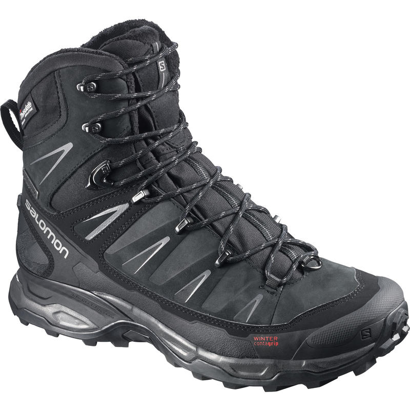 X-Ultra Winter CS Waterproof Winter Boots Black/Autobahn