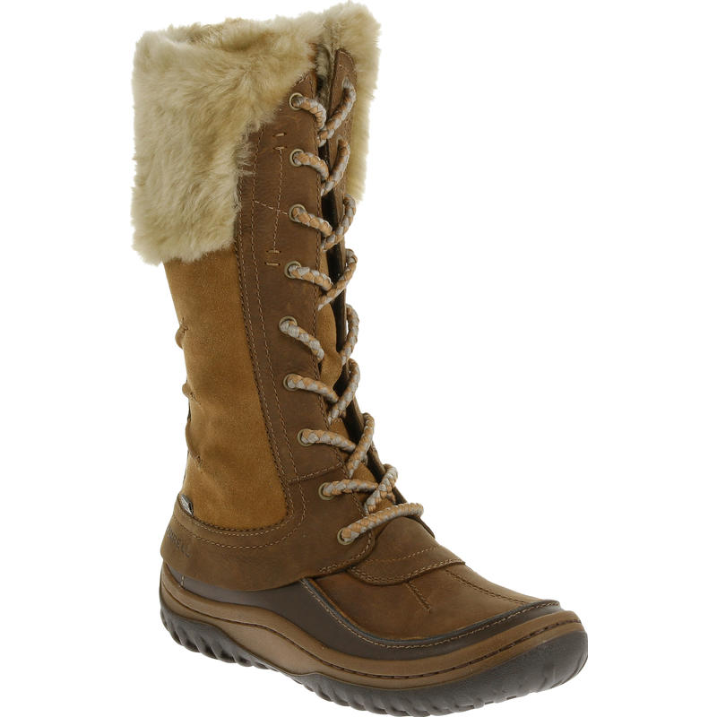 Decora Prelude Waterproof Winter Boots Brown Sugar