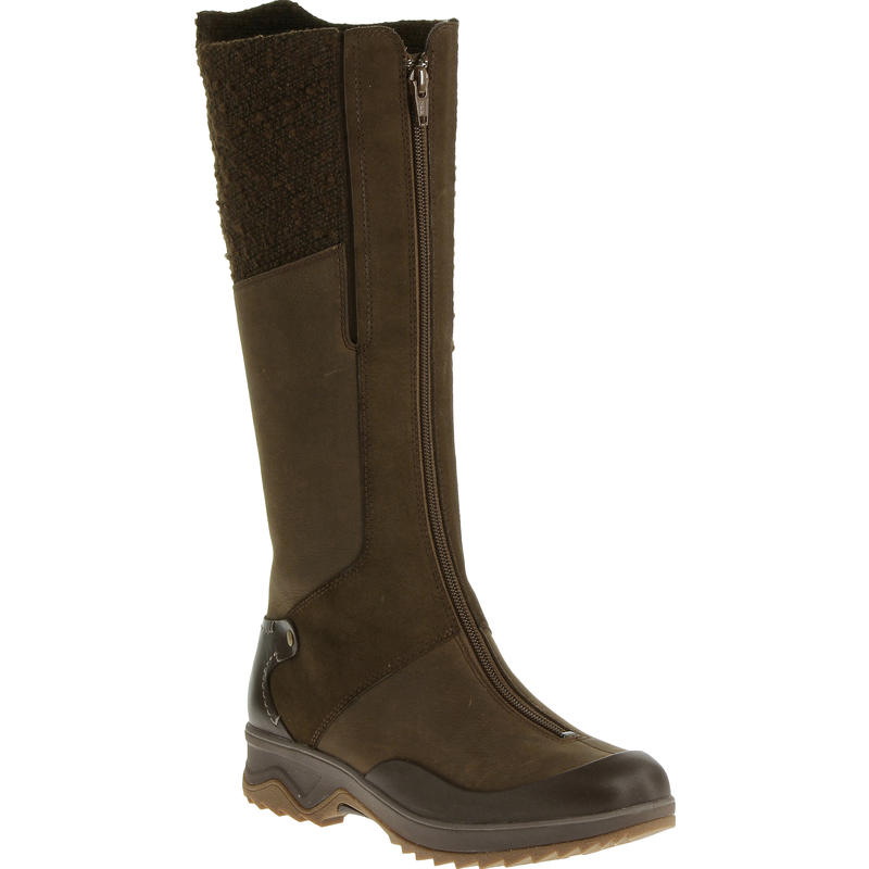 Eventyr Cuff Waterproof Winter Boot Dark Earth
