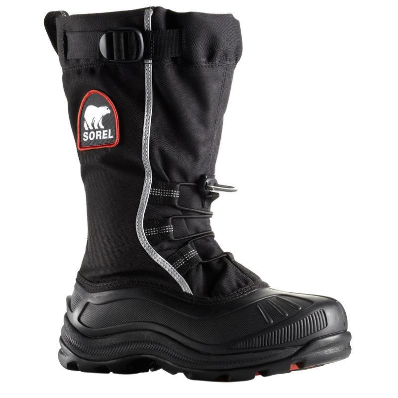 Alpha Pac XT Winter Boots Black/Red Quartz