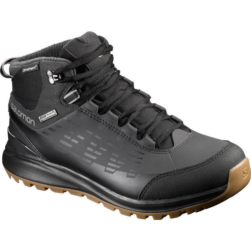 Kaïpo CS Waterproof 2 Winter Boots Black/Asphalt