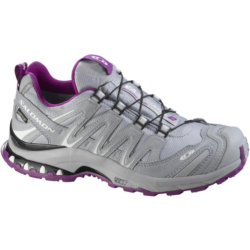 Chaussures de course XA Pro 3D Ultra 2 GTX Light Onix/Very Purple