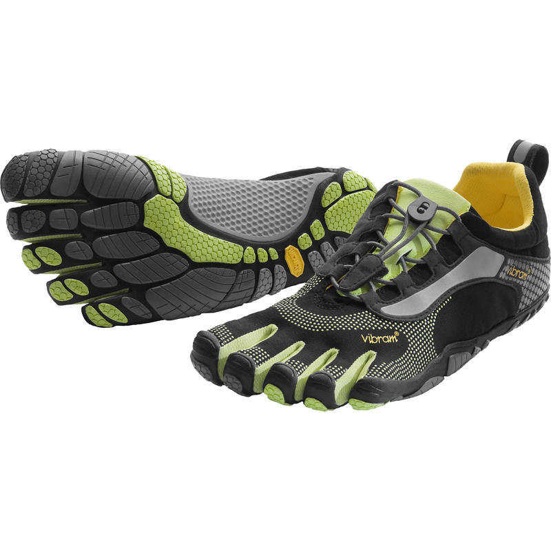 Chaussures FiveFingers Bikila Lace Black/Green