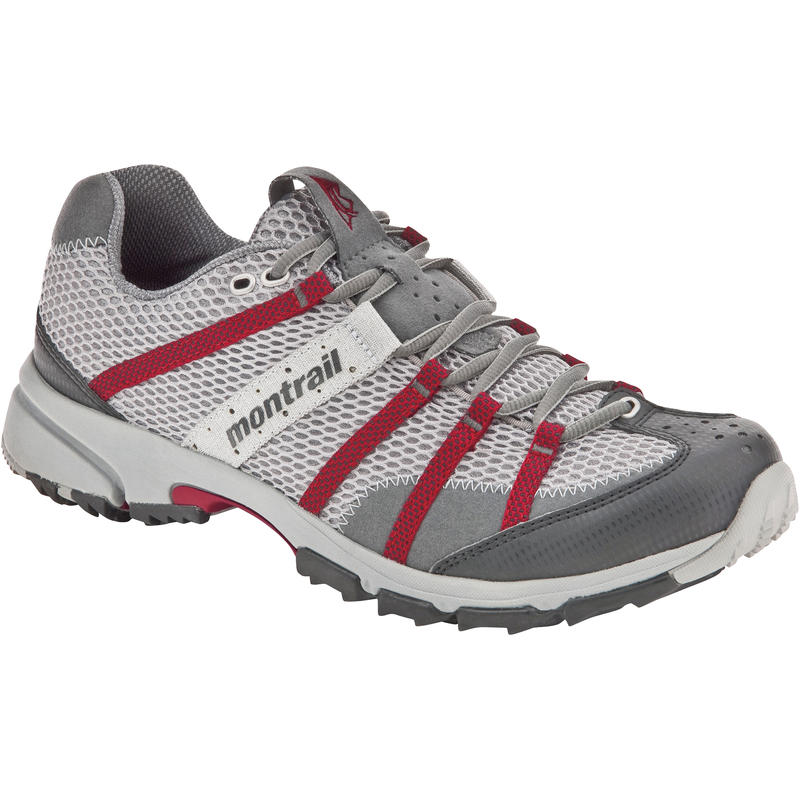Mountain Masochist II Trail Running Shoes Stainless/Lava