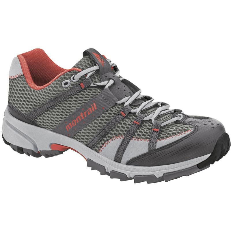 Chaussures Mountain Masochist II Inoxydable/Corange