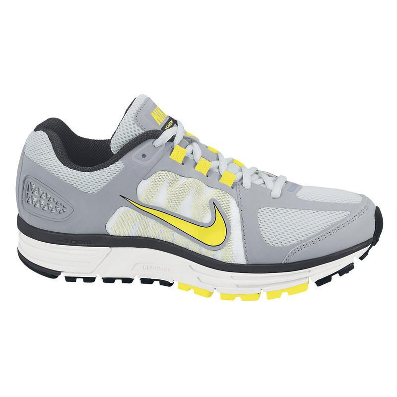 Chaussures de course sur route Zoom Vomero+ 7 Pure Platinum/Volt