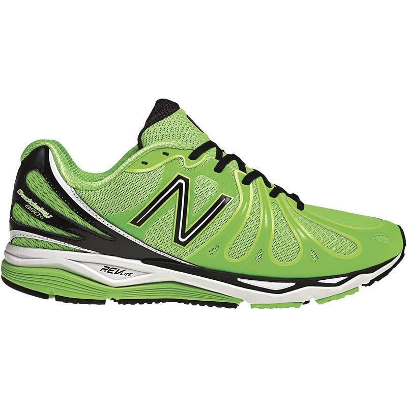 Chaussures de course sur route M890v3 Vert/Jaune