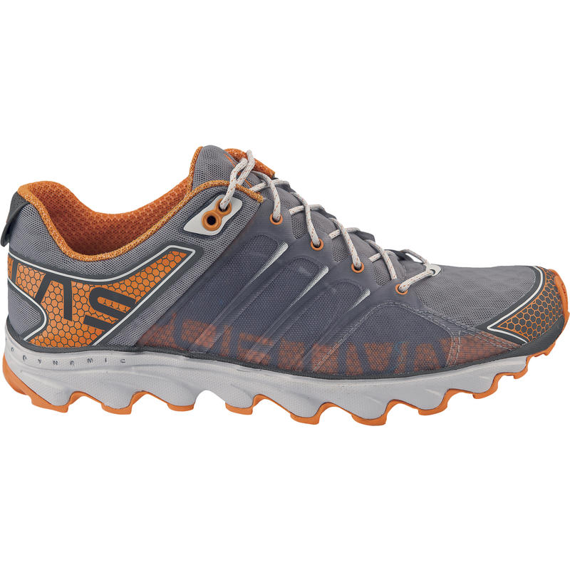 Helios Trail Running Shoes Grey/Orange