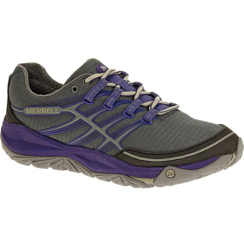 Chaussures de course sur sentier Allout Rush Ardoise foncée/Bleu