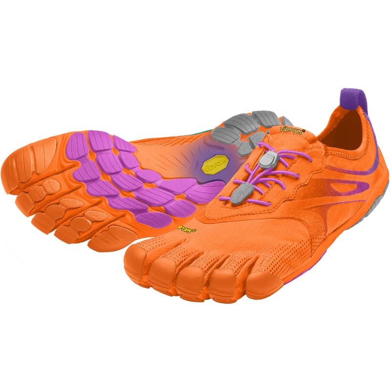 Chaussures FiveFingers Bikila EVO Orange/Pourpre