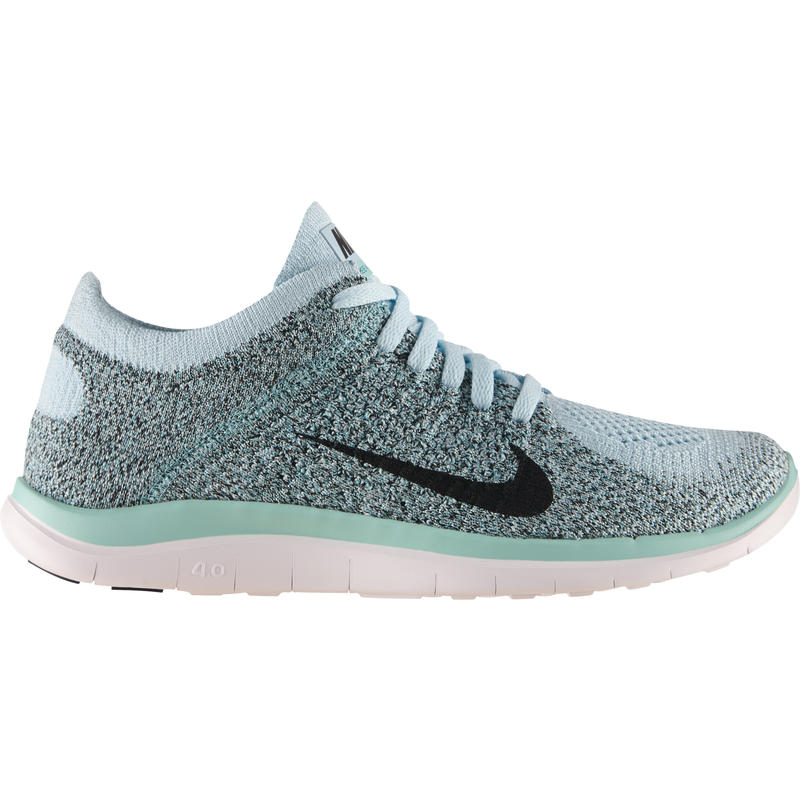 Free 4.0 Flyknit Glacier Ice/Hyper Turquoise