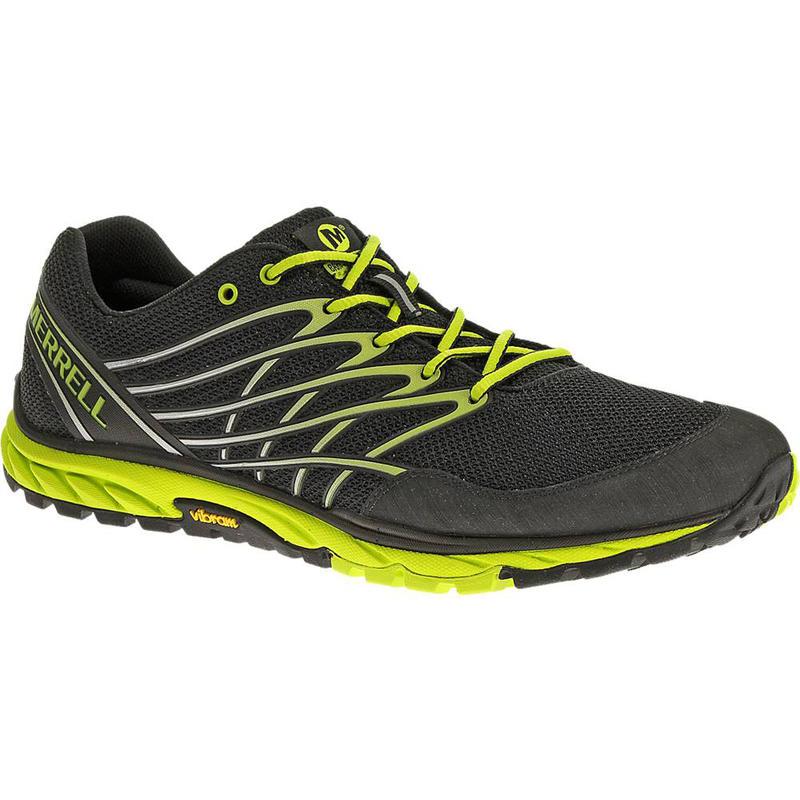 Chaussures Bare Access Trail Noir/Lime