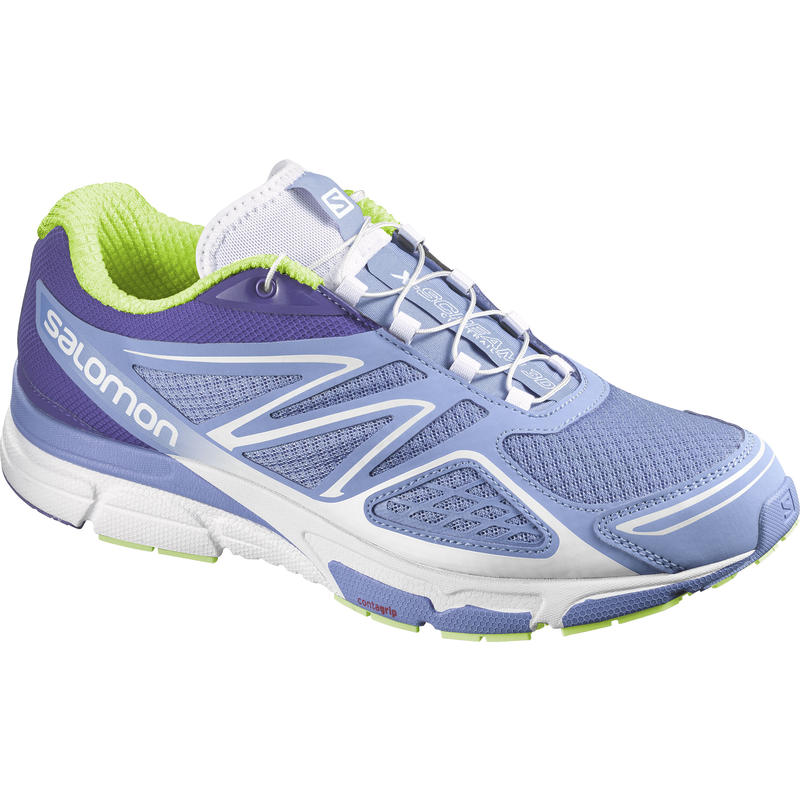 X-Scream 3D Trail Running Shoes Petunia Blue/Spectrum