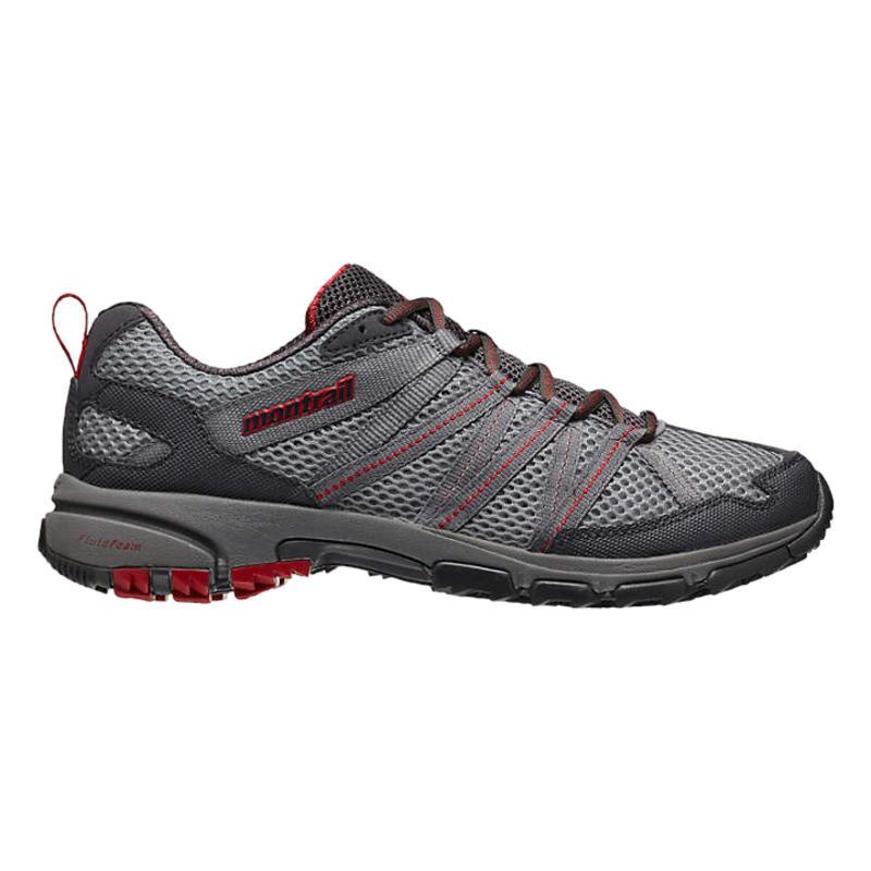 Chaussures de course sur sentier Mtn Masochist III Gris clair/Fusée