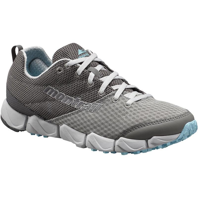 Fluidflex II Trail Running Shoes Platinum/Stratus
