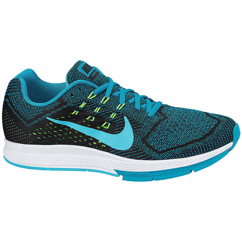 Air Zoom Structure 18 Road Running Shoes Blue Lagoon/Clearwater