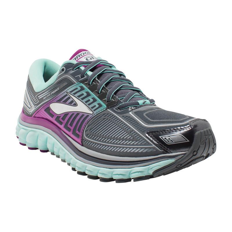 Chaussures de course sur route Glycerin 13 Vert glacé/Hollyhock