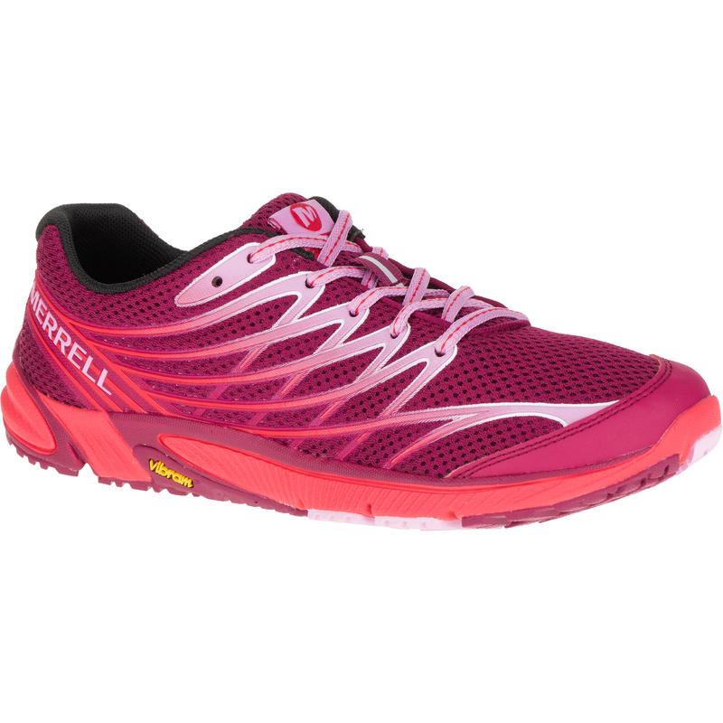 Chaussures de course sur route Bare Access Arc 4 Rouge vif