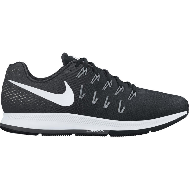 Air Zoom Pegasus 33 Road Running Shoes Black/Anthracite