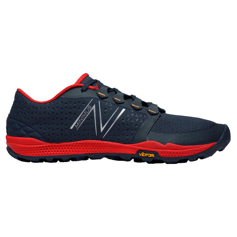 MT10v4 Trail Running Shoes Red/Black
