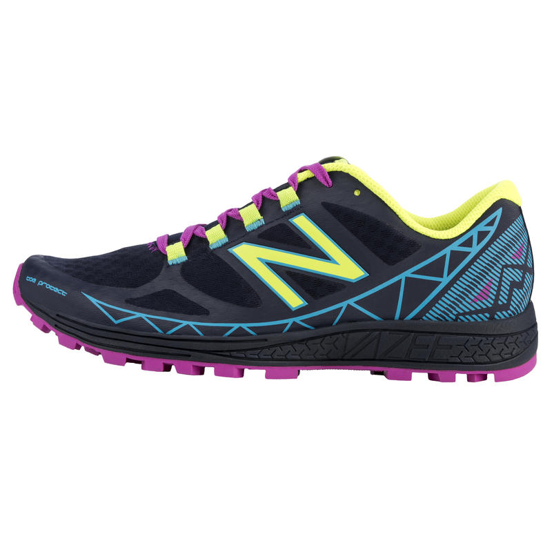 Vazee Summit Trail Running Shoes Abyss/Toxic