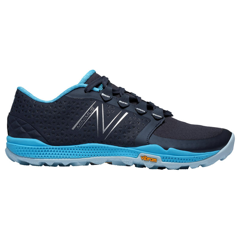 WT10v4 Trail Running Shoes Blue/Black