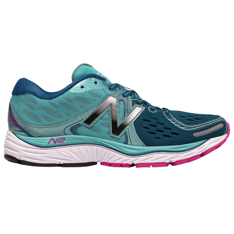 1260v6 Road Running Shoes Green/Pink