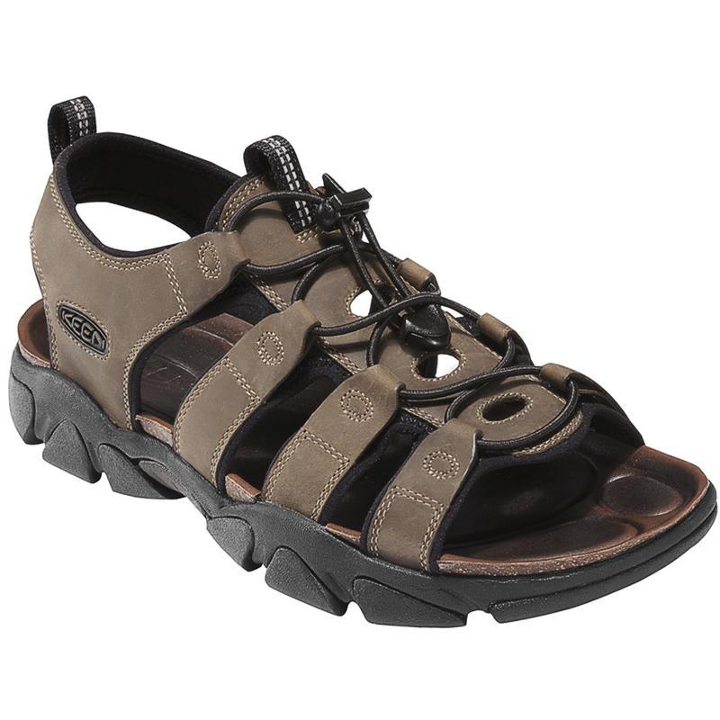 Sandales Daytona Olive noire