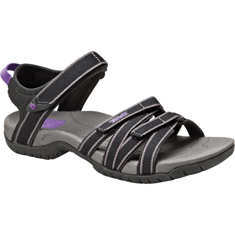 Tirra Sandals Black/Grey