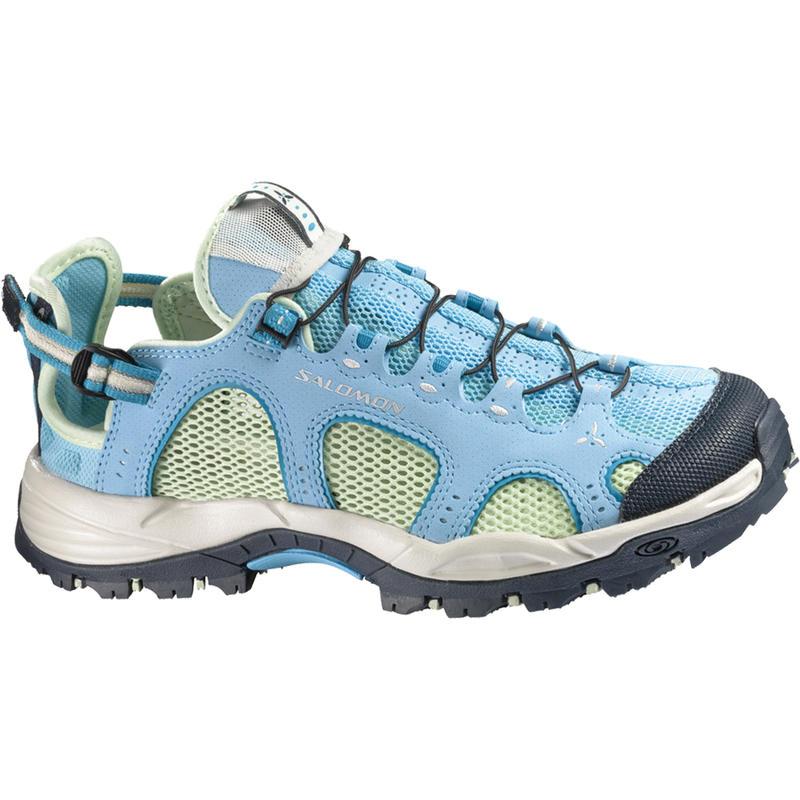 Chaussures Techamphibian 3 Bleu partition/Thé vert