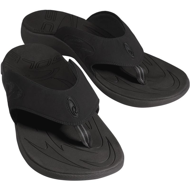 Sandales Sport Corbeau