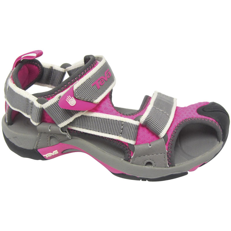 Toachi Kids Sandals Grey/Pink