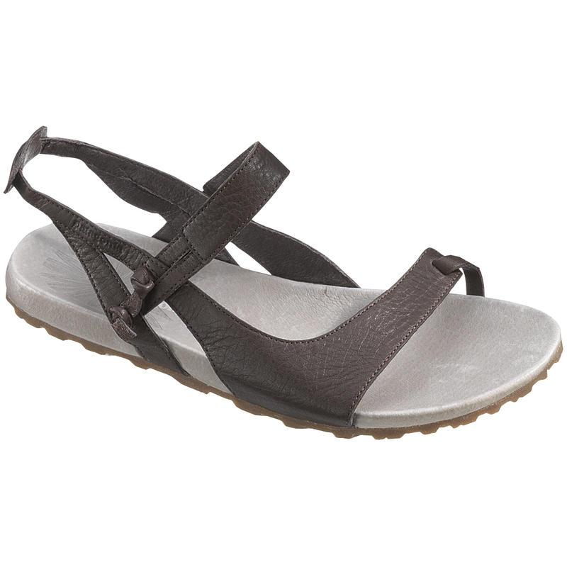 Sandales Poly Knotty Brun salé