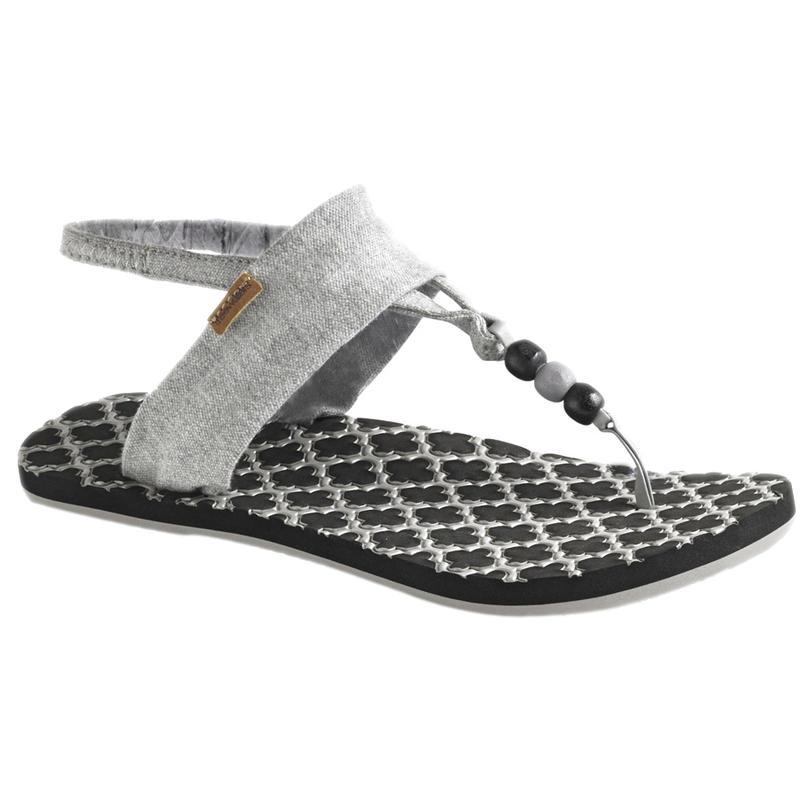 Sandales Riviera Gris clair