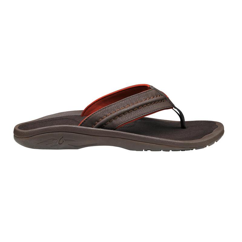 Sandales Hokua Java foncé/Java foncé