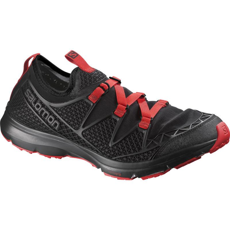 Chaussures amphibies Crossamphibian Noir/Rouge radieux