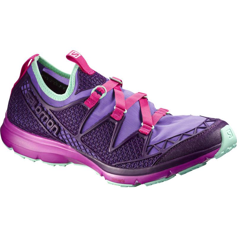 Crossamphibian Amphibious Shoes Rain Purple/Hot Pink