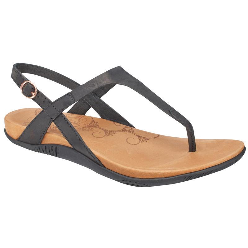 Salena Sandals Black