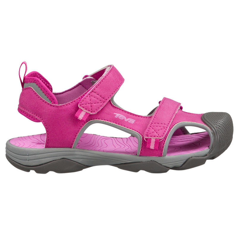 Toachi Sandals Pink/Grey
