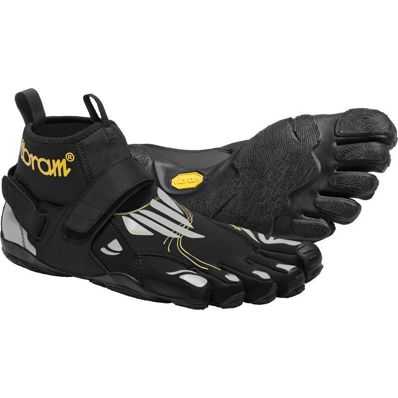 Chaussures FiveFingers Maiori Noir/Argent