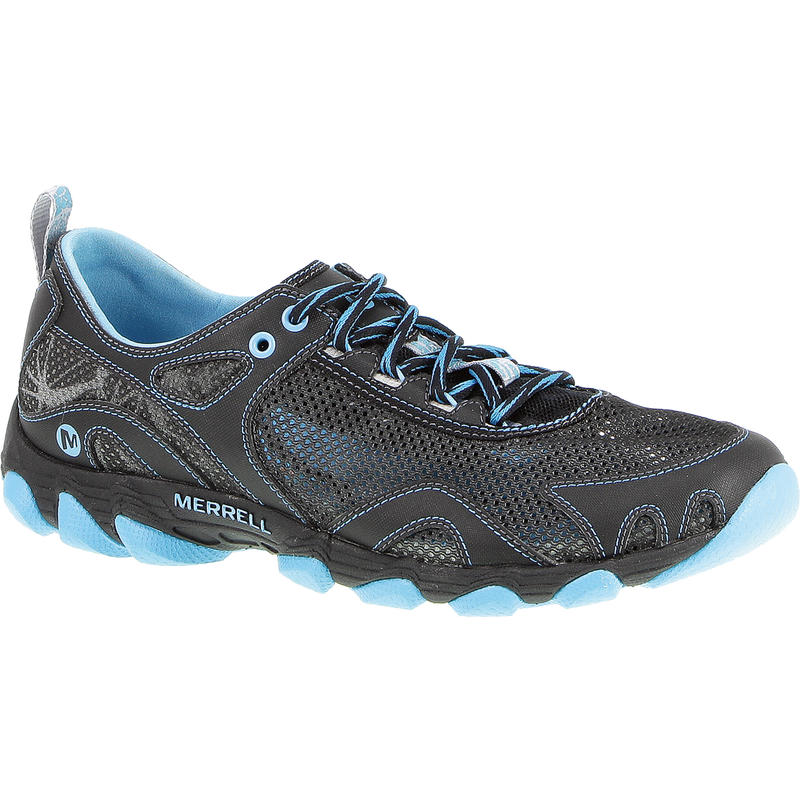 Chaussures Hurricane Lace Noir/Bleu horizon
