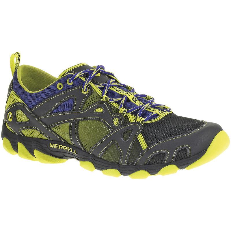 Chaussures Hurricane Lace Marine/Haute visibilité