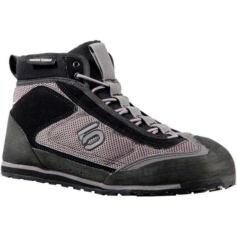 Chaussures nautiques mi-hautes Tennie Noir/Charbon de bois