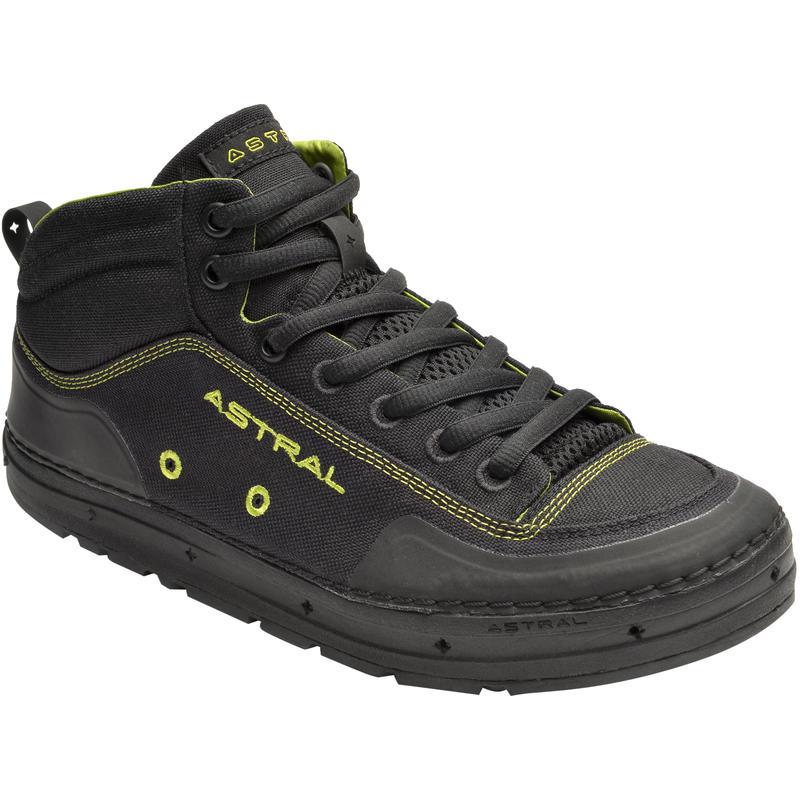 Chaussures Rassler Noir/Vert